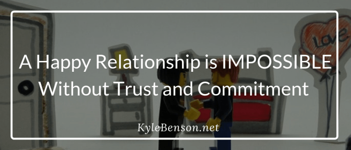 Trust and Commitment