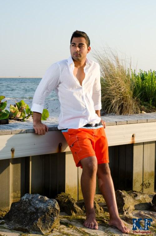 Kyle Fleming Photography - Tampa Bay Sunset Beach