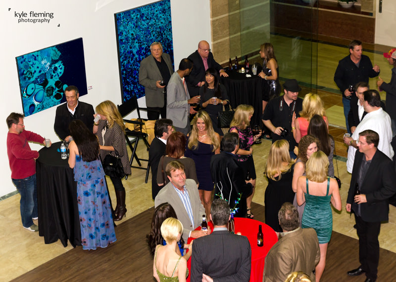 Kyle Fleming Photography - Timothy Raines Gallery Opening