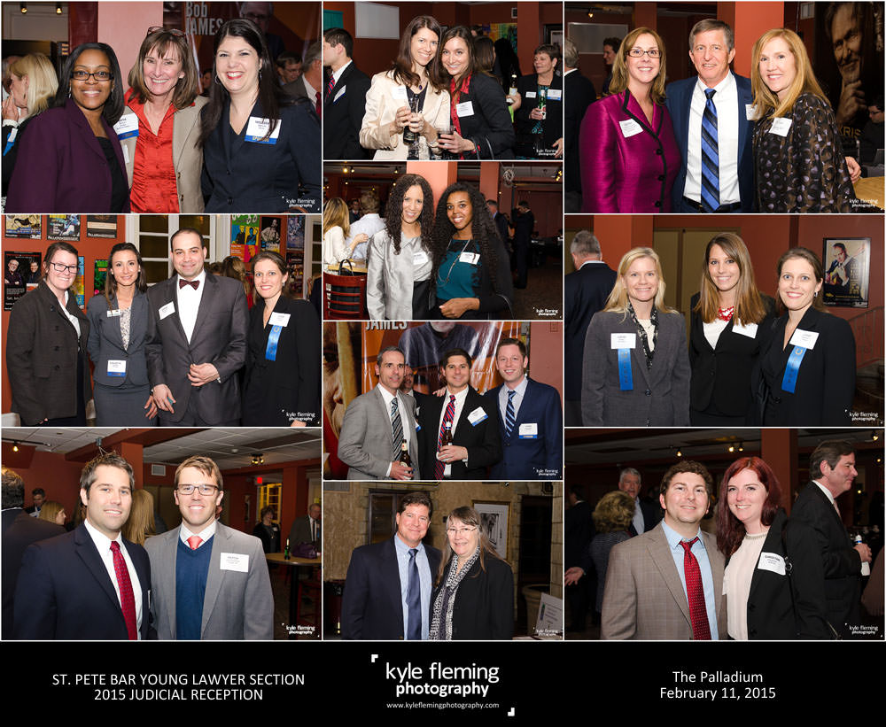 Kyle Fleming Photography_St Pete Bar Judicial Reception