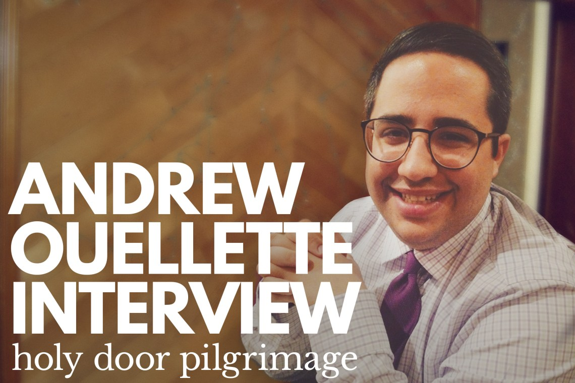 Andrew Ouellette Holy Door