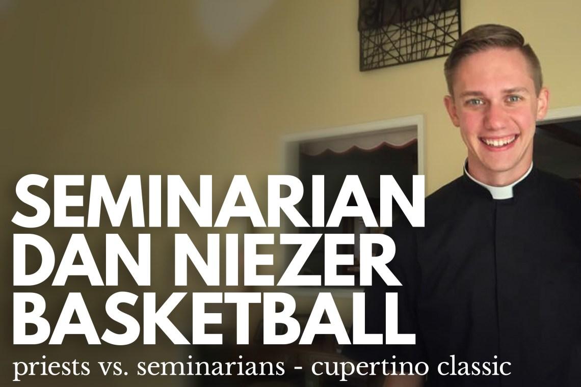 Seminarian Dan Niezer