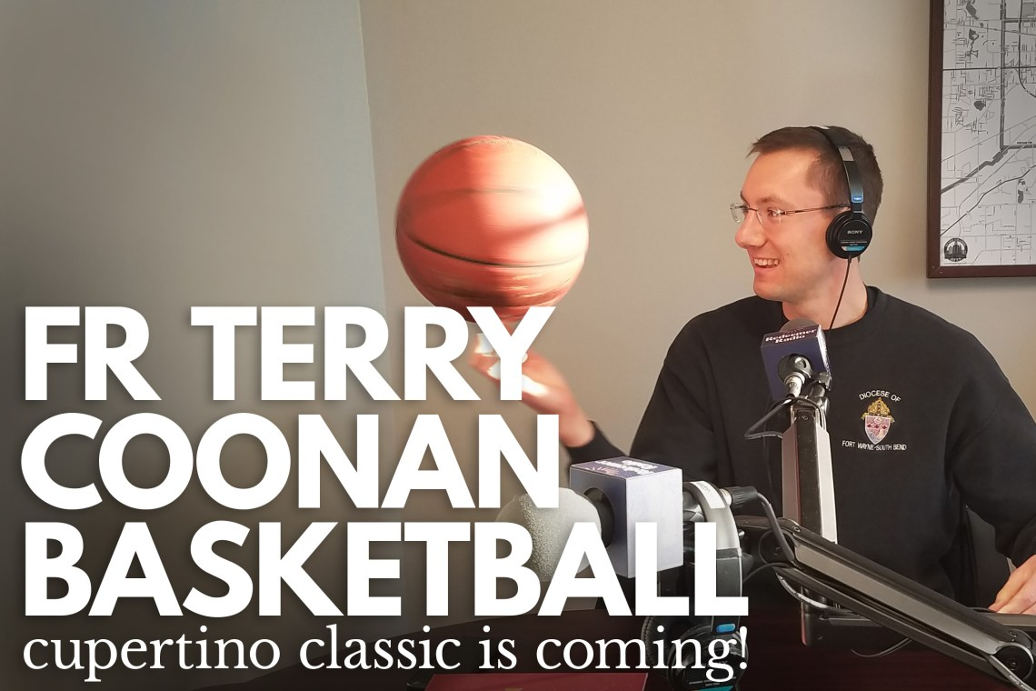 Fr Terry Coonan Basketball