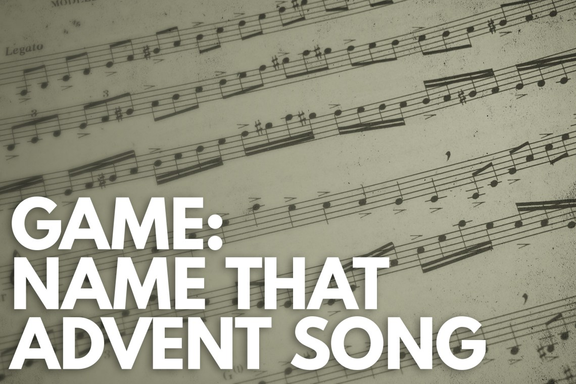 Game Advent Songs