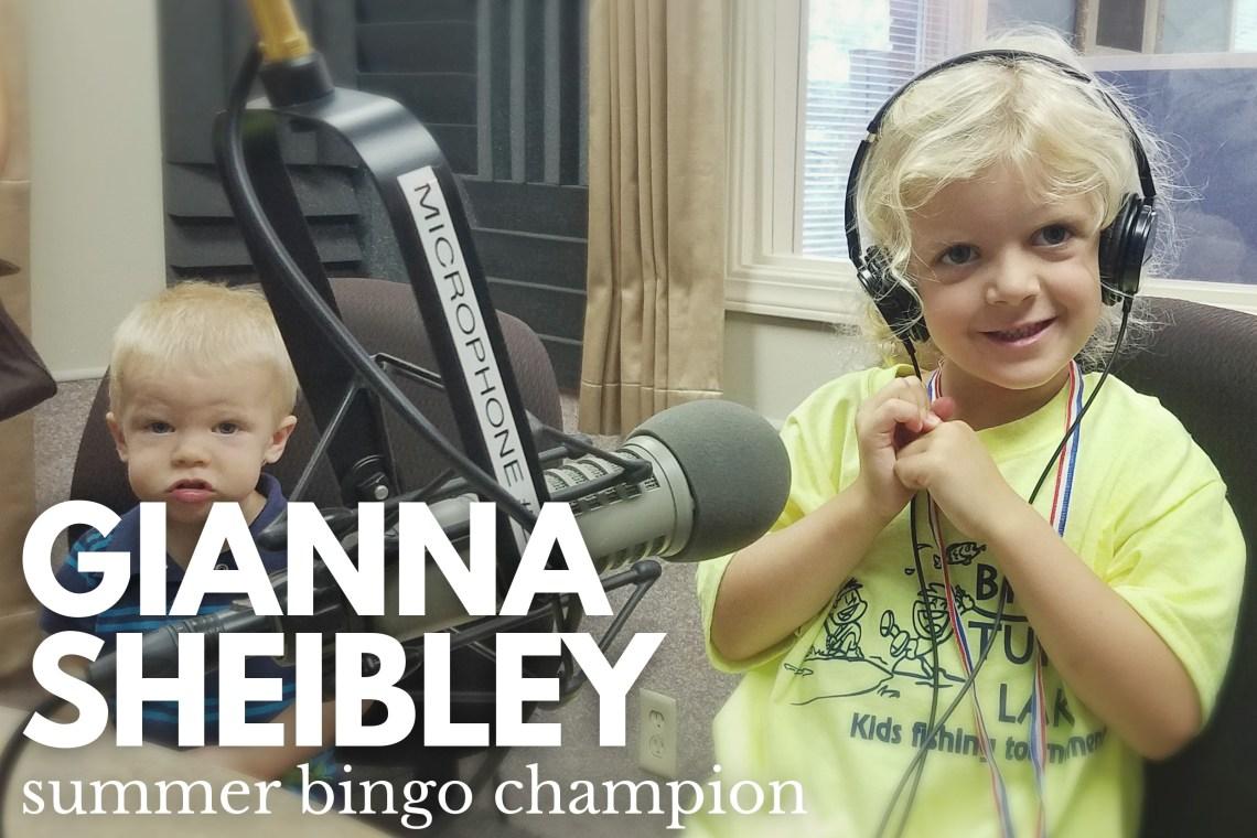 Gianna Sheibley