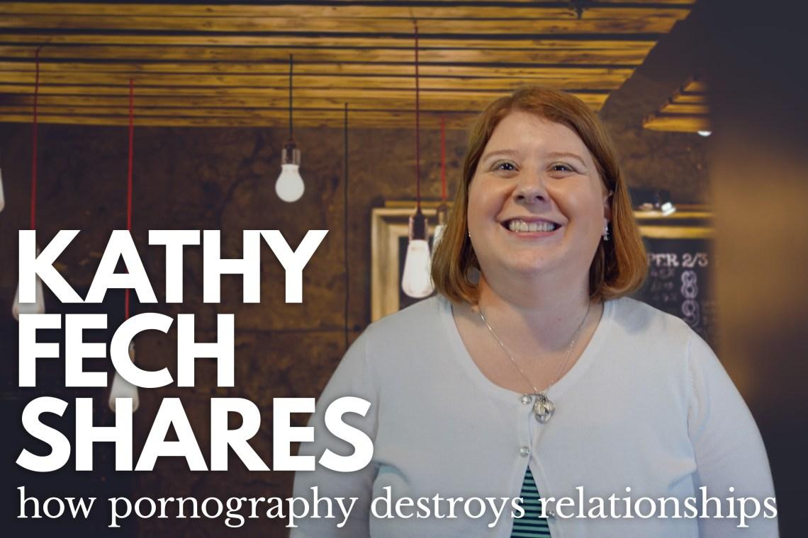 Kathy Fech Pornography