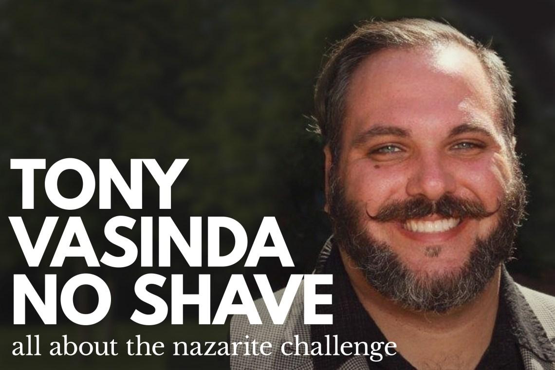 Tony Vasinda Nazarite Challenge