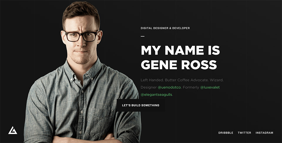 portfolio gene ross
