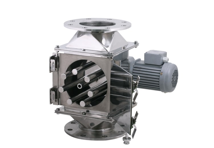 magnetic rotary separator