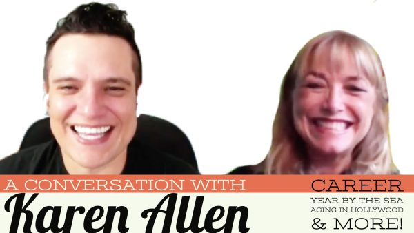 Film, tv and stage star Karen Allen discusses Year By The Sea and Indiana Jones with Kyle McMahon