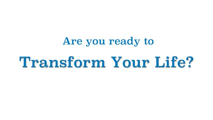 Are you ready to transform your life? (video with Kyle McMahon)