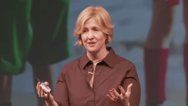 Dr. Brene Brown's powerful TED Talk: The Power of Vulnerability