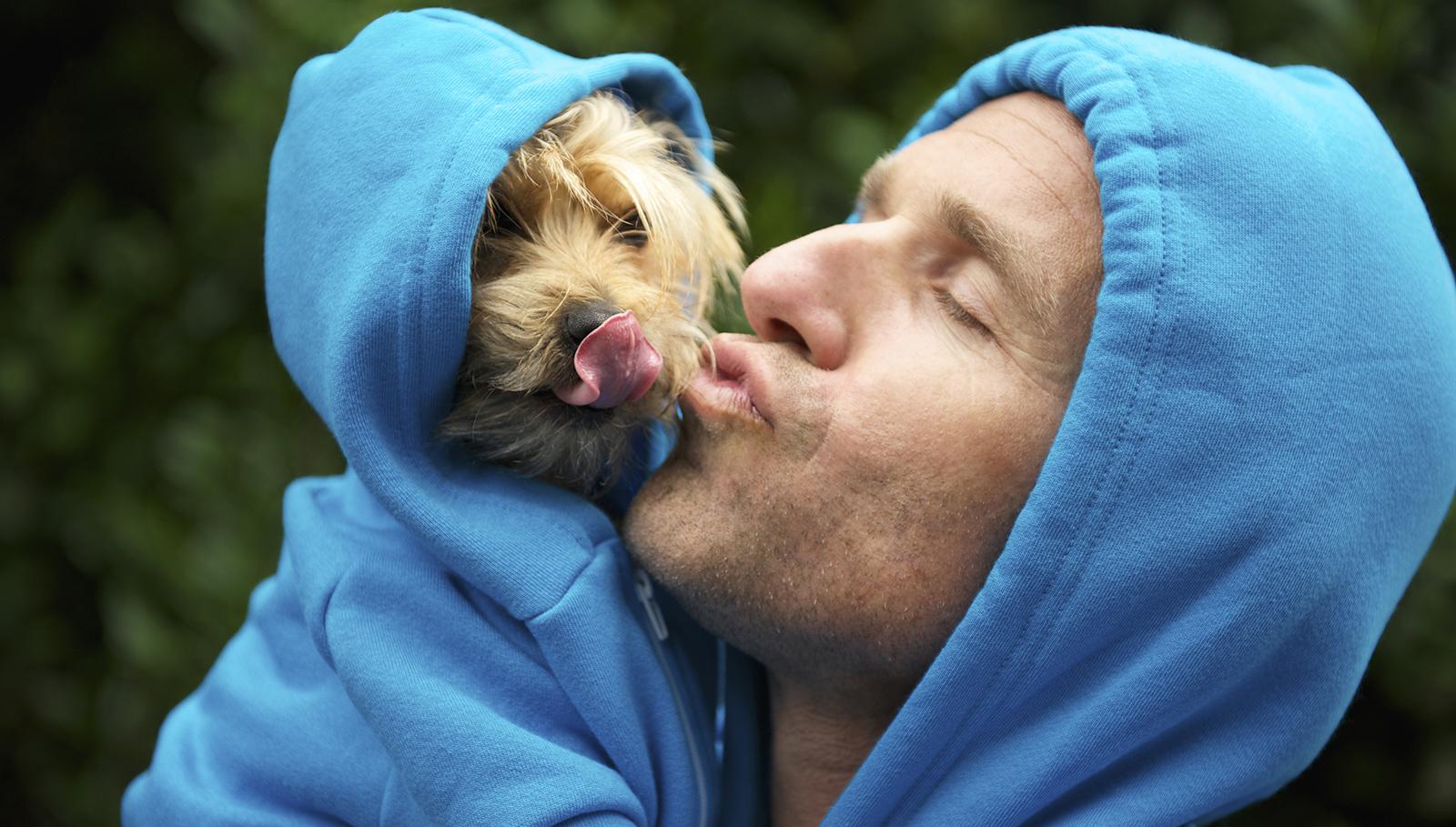 Pet Dogs reduce stress