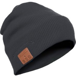 This bluetooth wireless beanie lets him be anywhere and listen to music, podcasts or whatever else he wants!