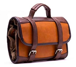 If you have a traveler you're buying for, this Vetelli Hanging Toiletry Bag is one of the perfect gifts for him.