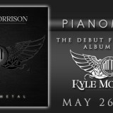 KYLE MORRISON To Release Debut Album PIANOMETAL, Featuring Members of MEGADETH, FLESHGOD APOCALYPSE