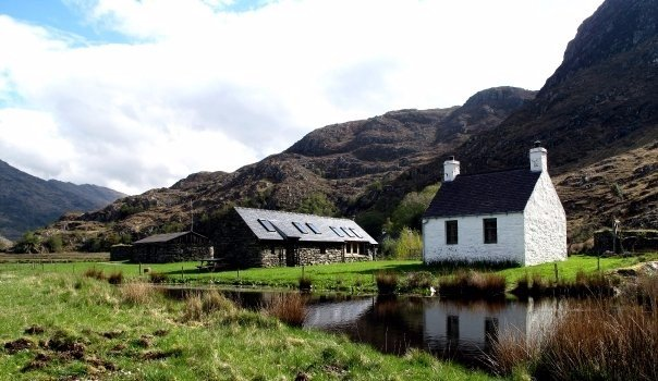 Knoydart accommodation - The Schoolhouse and Bothy