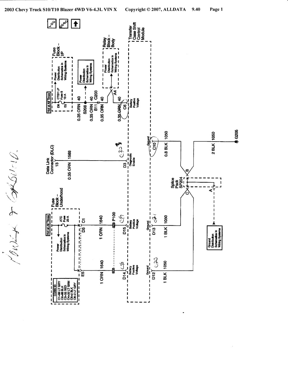 medium resolution of 2001 silverado 4wd wiring diagram