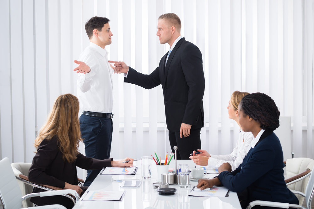 How to effectively address conflict within your team