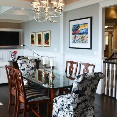 What Is The Best Paint For Kitchen Cabinets Lights Over Sink Open Concept Dining Room And Living With Coffered ...