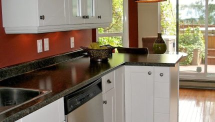 Budget Friendly Galley Kitchen Remodel Before And Afters