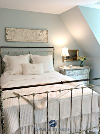 Benjamin Moore Woodlawn Blue, best blue paint colour