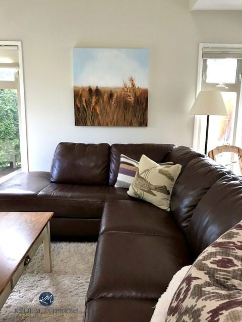 best warm neutral paint colors for living room the benjamin moore colours a south facing ...