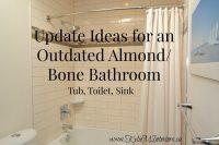 The Best Paint Colours for an Almond / Bone Bathroom