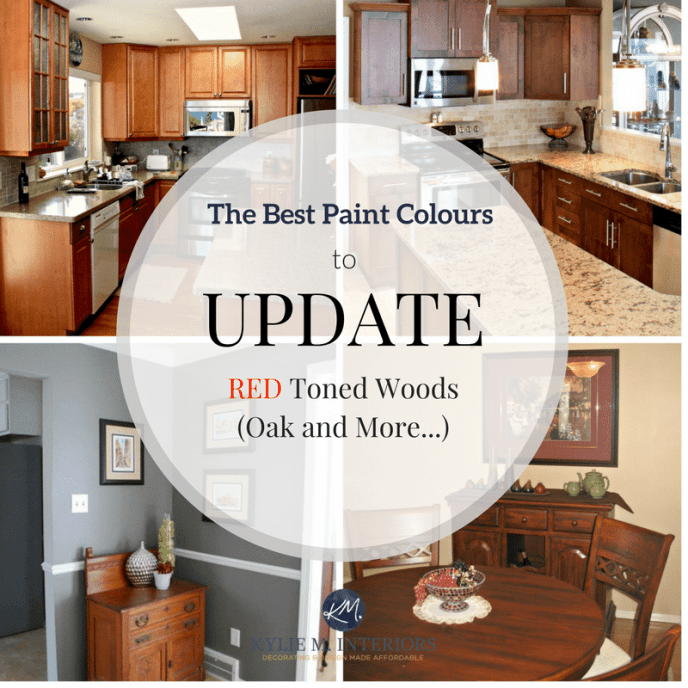 Popular Kitchen Wall Color With Oak Cabinets: Best Kitchen Paint Color With Honey Oak Cabinets