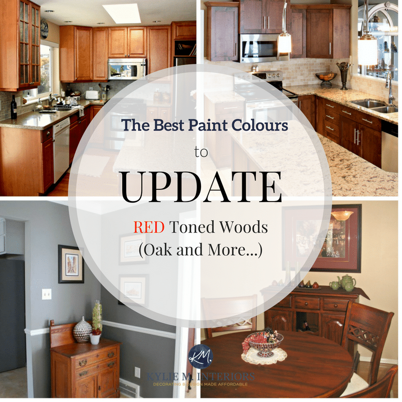 Best Kitchen Paint Colors With Oak Cabinets: Paint Colors That Work With Honey Oak Cabinets