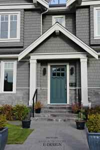 Front door curb appeal, colour similar to Sherwin Williams ...