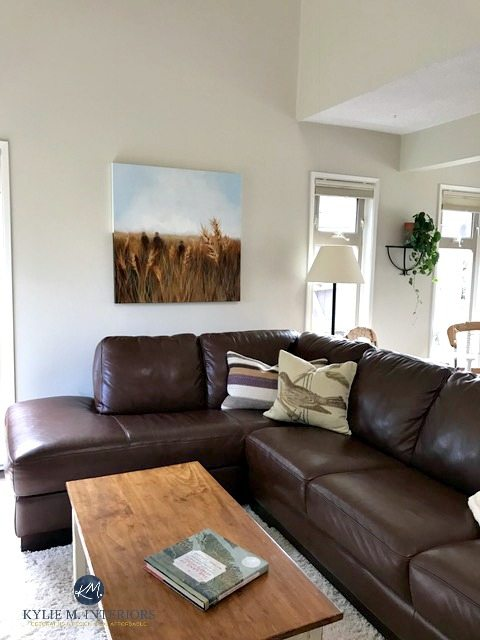 best neutral paint colors for living room sherwin williams grey and teal ideas colour review: ballet white benjamin moore