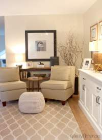 Casual Living Room Chairs | www.myfamilyliving.com