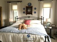 Sherwin Williams Accessible Beige in a country farmhouse