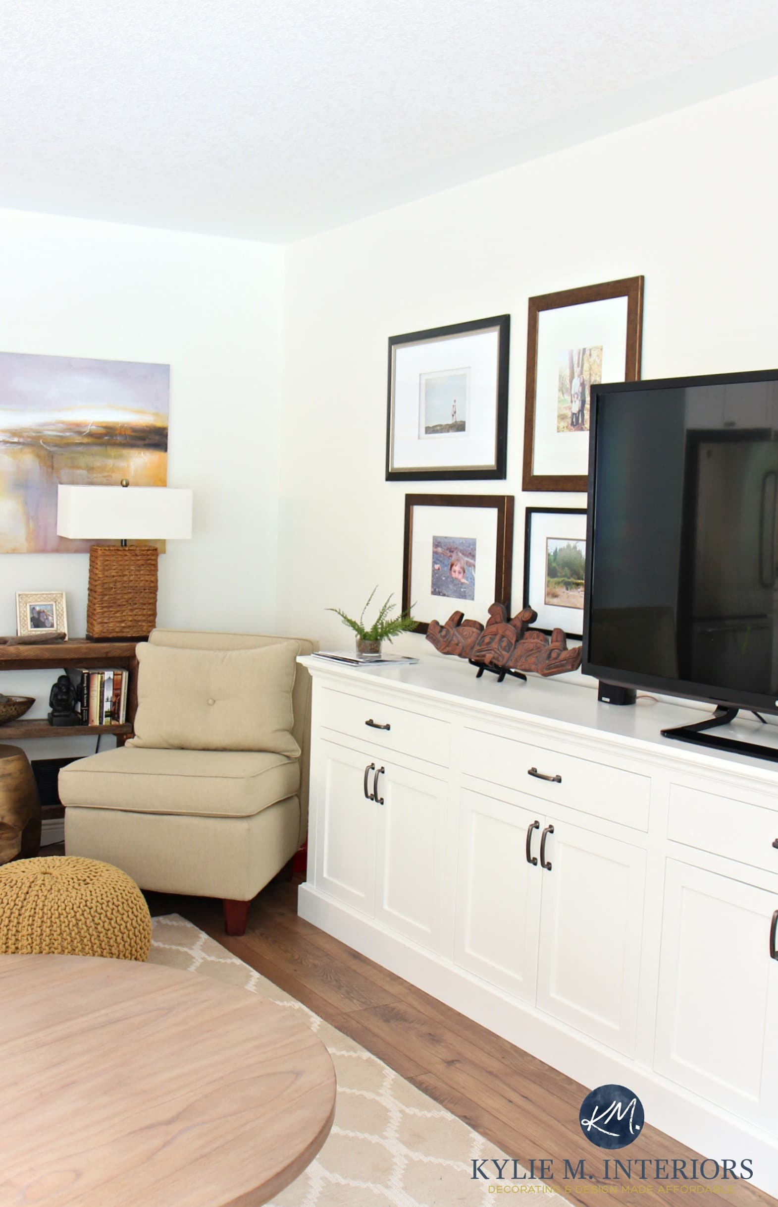 Sherwin Williams Creamy Is A Light Paint Colour To