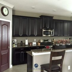 Sherwin Williams Paint For Kitchen Cabinets Elkay Sinks Undermount The 7 Best Dark Colours A Room Or Basement