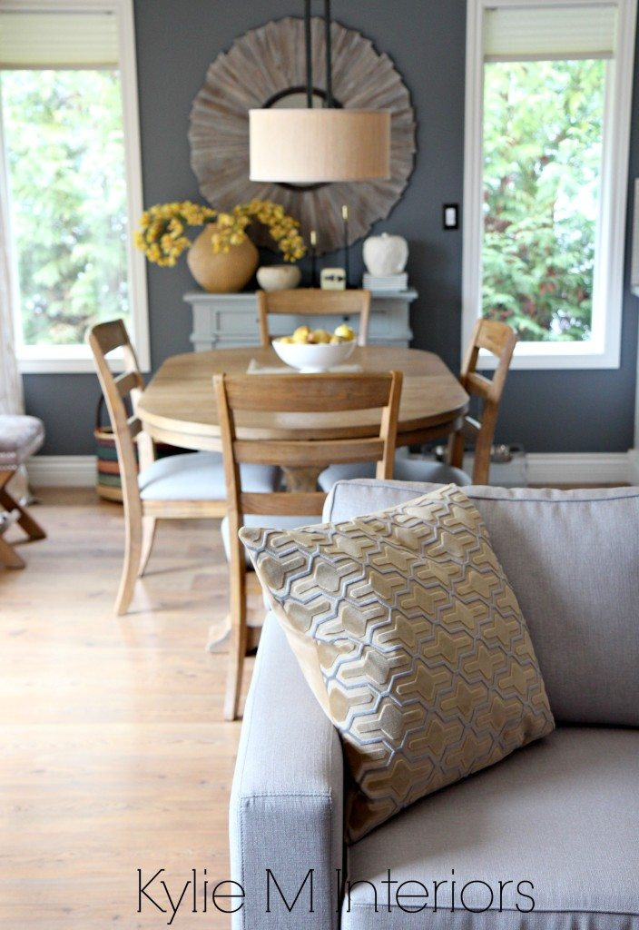 Our Modern Farmhouse Dining Room Makeover