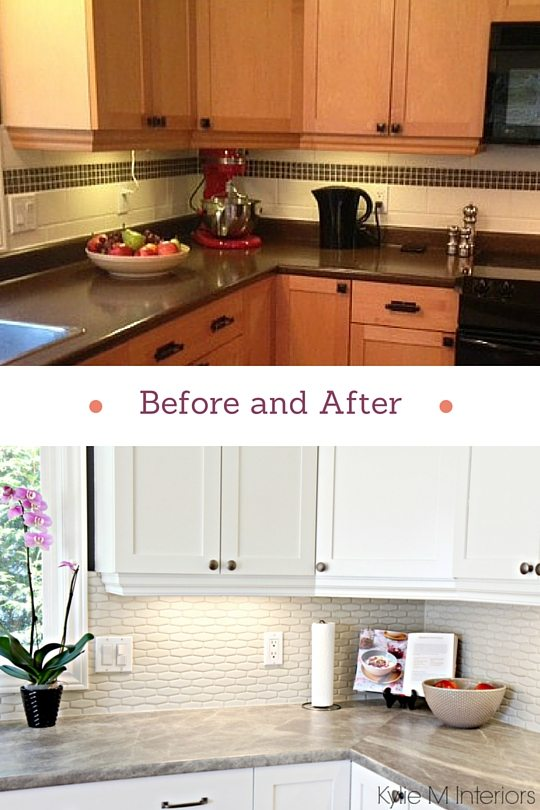 light maple kitchen cabinets 36 sink our makeover – no more maple!