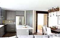 The 3 Best Gray and Greige Colours for Cabinets and Vanities