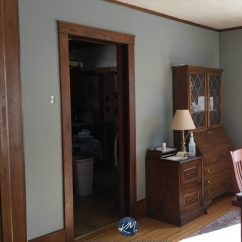 Paint Colors For Living Room With Dark Wood Trim Abstract Art Paintings The Best Neutral Colours To Update Colour Sherwin Williams Tin Lizze Kylie M Interiors