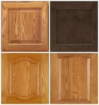Cabinet door profiles, ideas to update oak cabinets