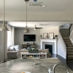 Paint Living Room Online Table Decorations Sherwin Williams The 10 Best Gray And Greige Colours Repose In Kitchen