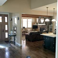 Pictures Of Light Grey Living Rooms Furniture Layout For Large Rectangular Room Benjamin Moore Palm Desert Tan, Beige Paint Colour. Wood ...