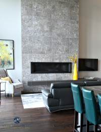 Floor To Ceiling Fireplace Tile | www.energywarden.net