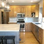 Should I Paint My Oak Cabinets Or Keep Them Stained A Questionnaire