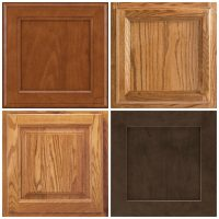 Update Oak / Wood Cabinets with Hardware that's Budget ...