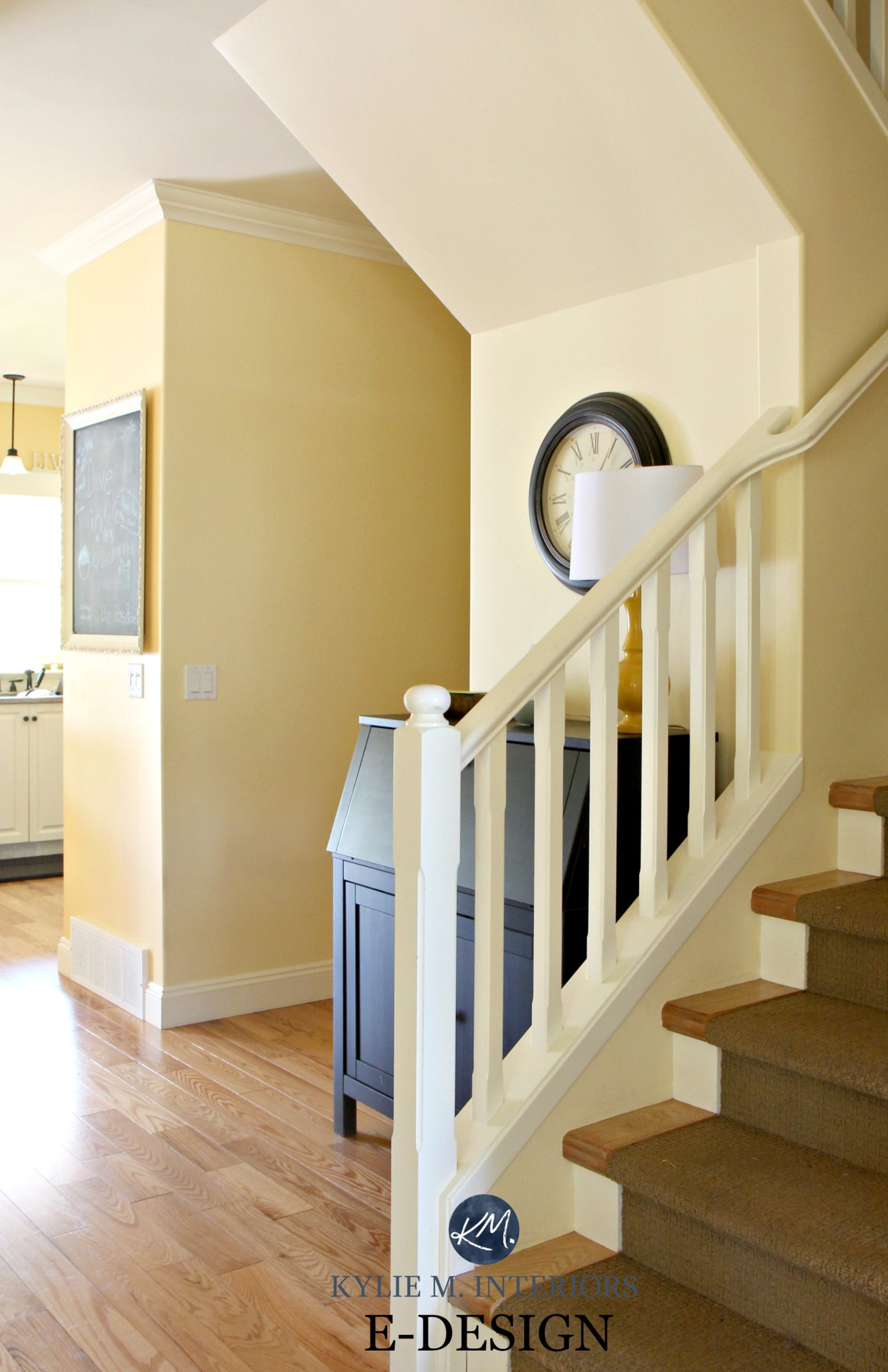 Best Yellow Paint Colour Benjamin Moore Buttermilk With