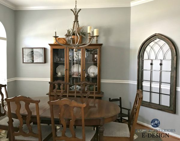 Sherwin Williams Argos In Dining Room With Formal
