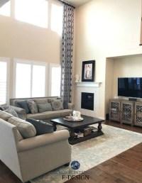 Living Room Rug Without Coffee Table | Baci Living Room