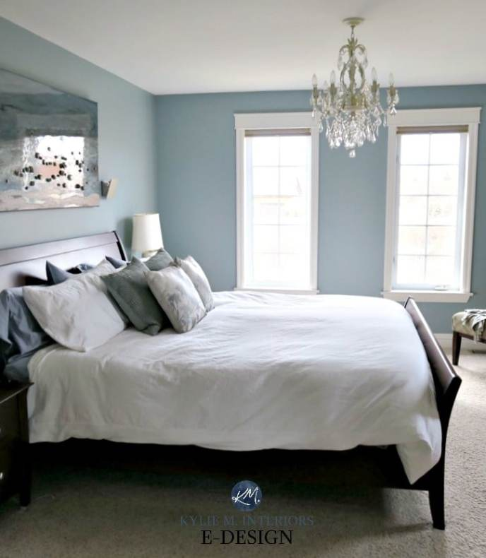 Best Blue Gray Paint Color For Bedroom: Best Blue Gray Bedroom Color